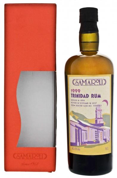 Samaroli 1999/2017 Trinidad Rum  0,7L