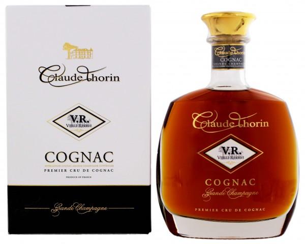 Claude Thorin Cognac V.R. Vieille Réserve Grande Champagne 0,7 Liter 40%