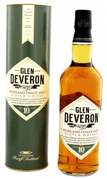 Glen Deveron 1998 10YO 0,7L