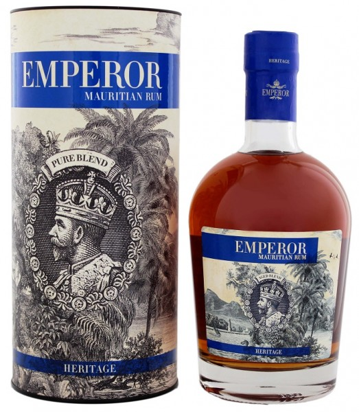 Emperor Heritage Mauritian Rum 0,7 Liter 40%