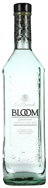 Bloom Premium London Dry Gin 0,7 Liter 40%