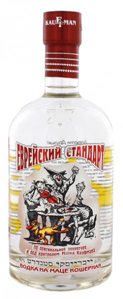 Kauffman Evreiskij 0,7 Liter 40%