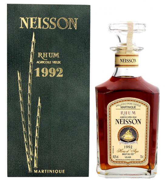 Neisson 1992 Vieux Agricole Rhum 0,7 Liter 49,2%