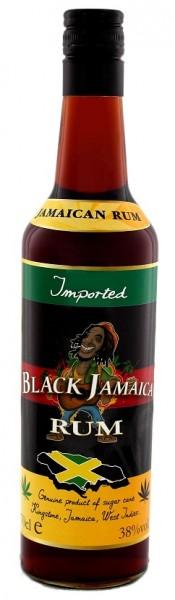 Black Jamaica Rum 0,7 Liter
