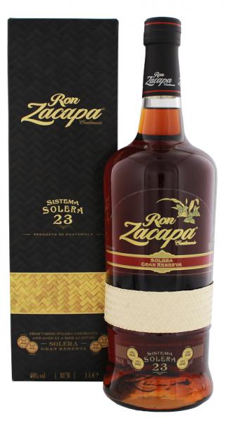 Zacapa 23 Solera Gran Reserva 1 Liter
