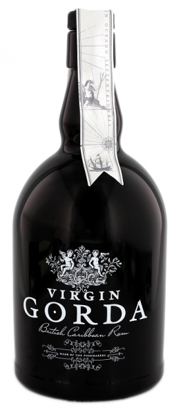 Virgin Gorda British Caribbean 0,7 Liter