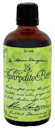 Dr. Adam Elmegirab's Aphrodite Bitters 0,1 Liter 38%