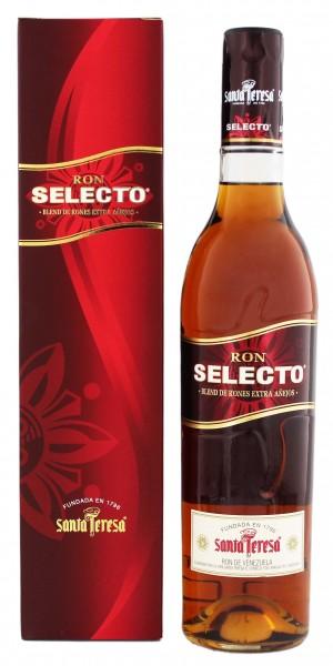 Santa Teresa Selecto Ron  0,7 Liter