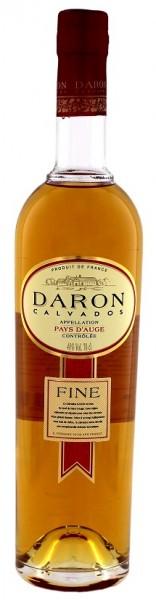 Daron Fine Calvados 0,7 Liter 40%