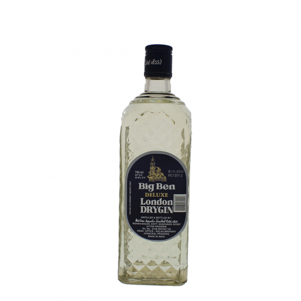 Big Ben Deluxe London Dry Gin 0,7 Liter