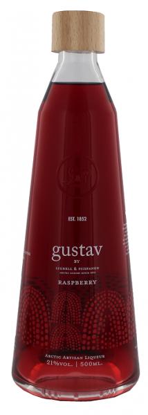 Gustav Arctic Raspberry Liqueur 0,5 Liter 21%
