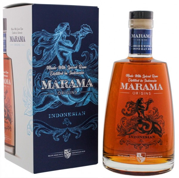 Marama Indonesian Spiced 0,7 Liter 40%