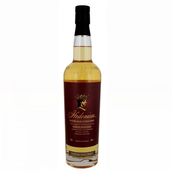 Compass Box Hedonism Whisky 0,7 Liter