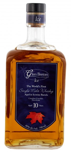Glen Breton Ice 10YO 0,7L