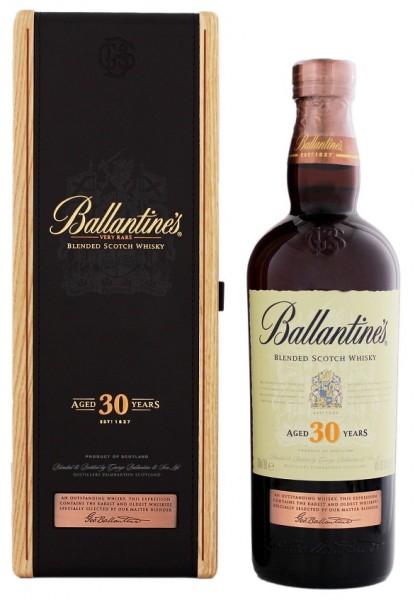 Ballantines 30YO Blended Whisky 0,7 Liter 40%