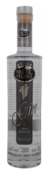 Arctic Velvet Premium Gin 0,7 Liter