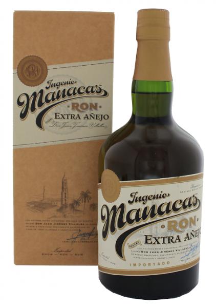 Manacas Ron Extra Anejo 0,7 Liter 38%