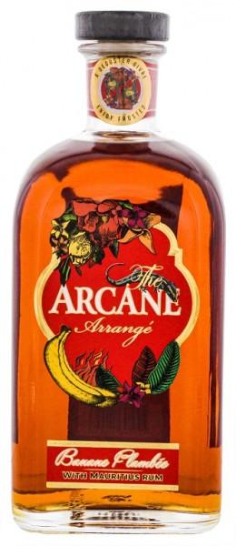Arcane Arrangé Banane Flambée 0,7 Liter 40%