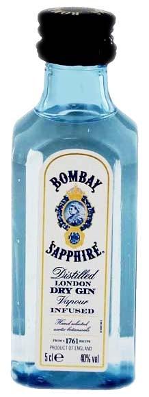 Bombay Sapphire 0,05 Liter