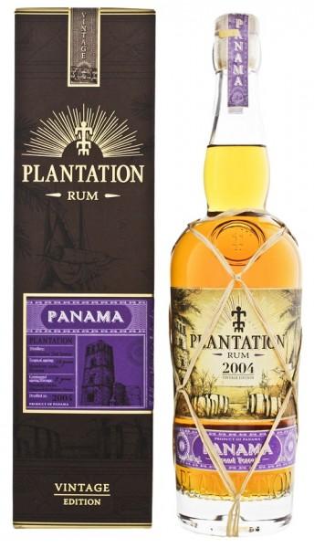 Plantation Panama 2004/2018 Vintage Rum 0,7 Liter 42%