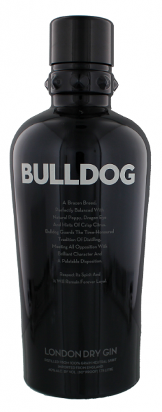 Bulldog Gin 1,75 Liter 40%