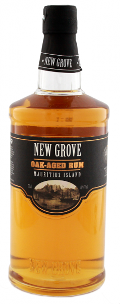 New Grove Oak Aged Rum 0,7 Liter 40%