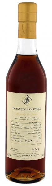 Fernando de Castilla Brandy Solera Gran Reserva Oloroso 0,5 Liter 40,6%