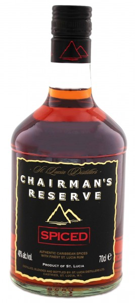 Chairman's Reserve Spiced 0,7 Liter 40%