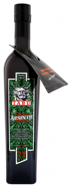 Tabu Classic Strong 0,5 Liter 73%