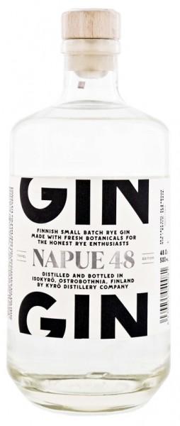 Kyrö Napue 48 Finnish Rye Gin 0,5 Liter 48%