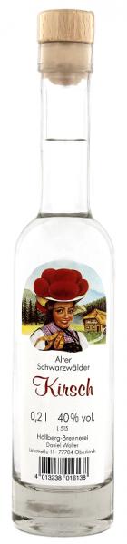 Schwarzwaldmädel Kirsch 0,2 Liter
