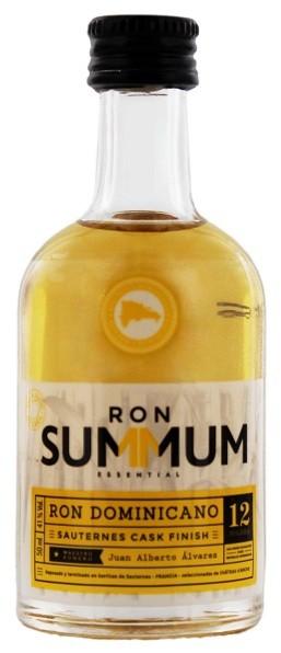 Summum 12YO Sauternes Cask Finish Rum 0,05 Liter 41%