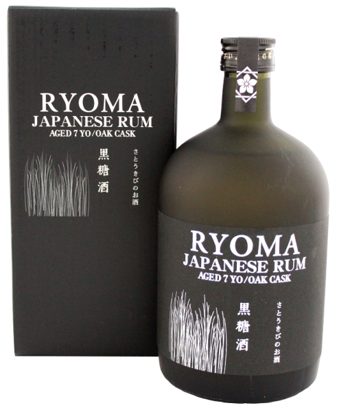 Ryoma Japanese Rum 7YO 0,7 Liter