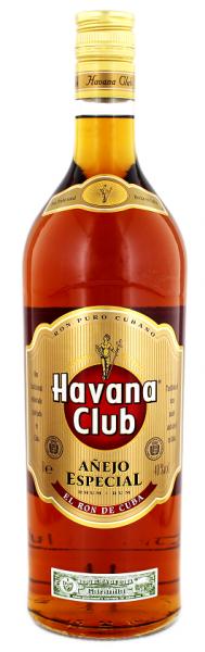 Havana Club Añejo Especial 1 Liter