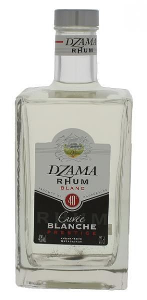 Dzama Cuvee Blanche Prestige Rhum 0,7 Liter 40%