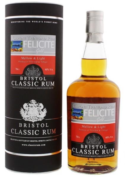 Bristol Caroni Trinidad Felicite Gold Rum 0,7 Liter 40%