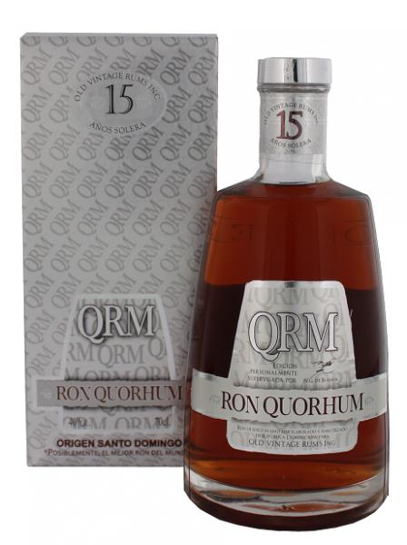 Quorhum 15YO Solera 0,7 Liter