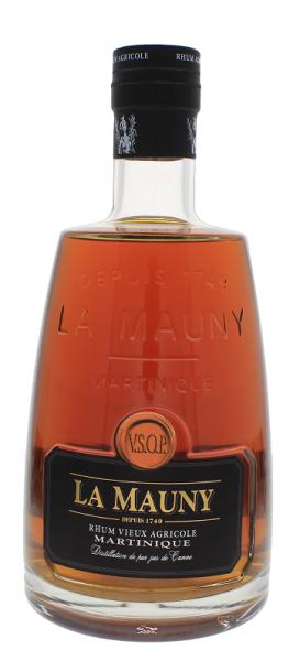 La Mauny Vieux VSOP Agricole Rhum 0,7 Liter 40%