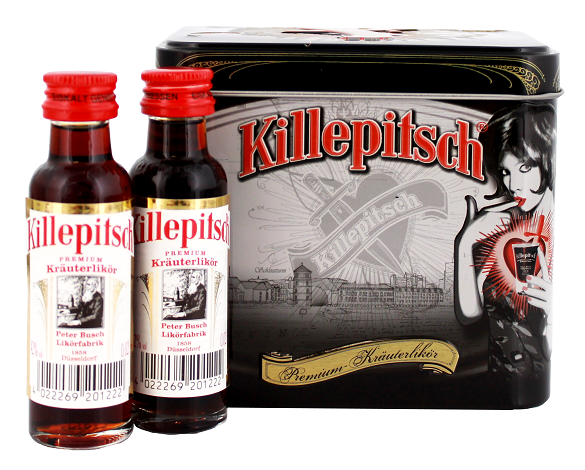 Killepitsch 12 x 0,02 Liter