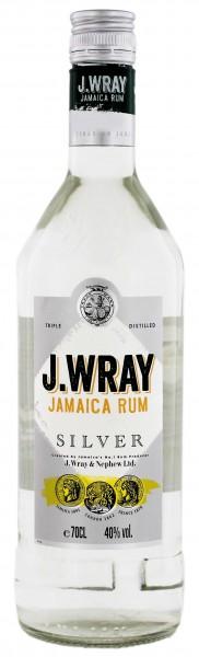 J. Wray Silver Rum (ehem. Appleton White) 0,7 L