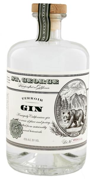 St. George Terroir Gin 0,7 Liter 45%