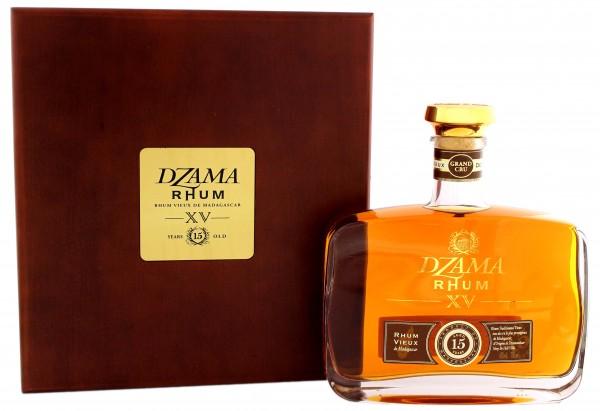 Dzama Vieux 15YO 0,7 Liter