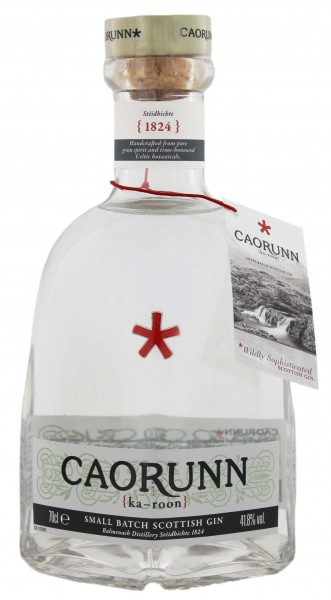 Caorunn Small Batch - Schottland 0,7L