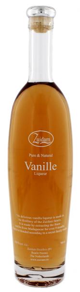 Zuidam Vanille Liqueur 0,7 Liter