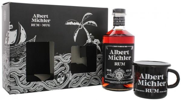 Michler´s Artisanal Dark Rum 0,7 Liter 40% inkl. Tasse