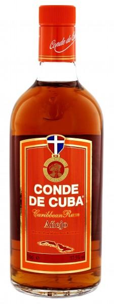 Conde de Cuba Anejo 0,7 Liter