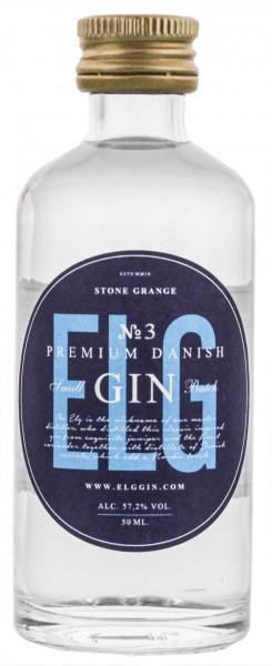 Elg No. 3 Navy Strength Gin 0,05 Liter 57,2%