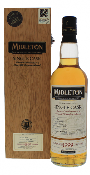 Midleton Single Cask 1999 0,7 Liter 55,6%