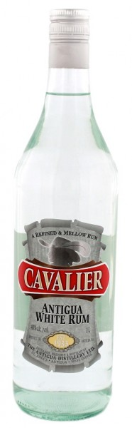 Cavalier White Rum 1 Liter 40%