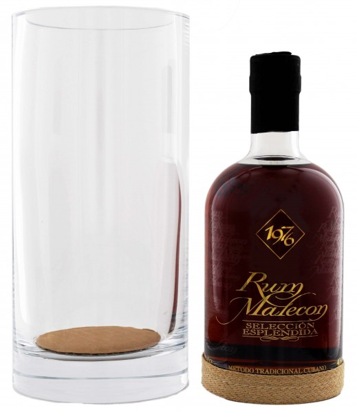 Malecon 1976 Esplendida Rum 0,7 Liter 40%